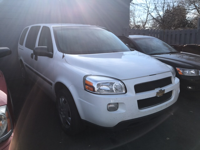 2006 Chevrolet Uplander car for sale in Detroit
