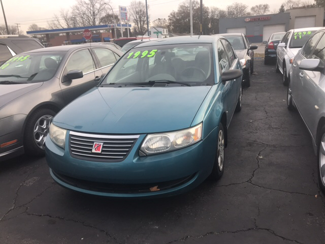 2005 Saturn Ion car for sale in Detroit