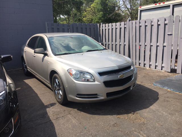 2008 Chevrolet Malibu car for sale in Detroit
