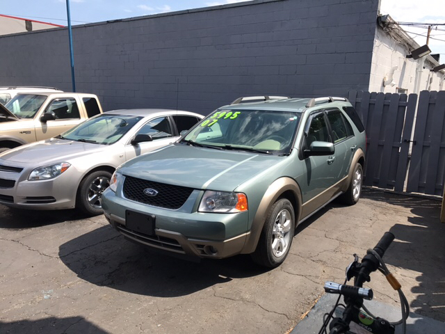 2007 Ford Freestyle car for sale in Detroit