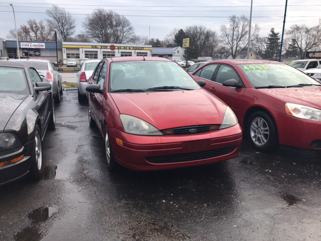 2004 Ford Focus car for sale in Detroit