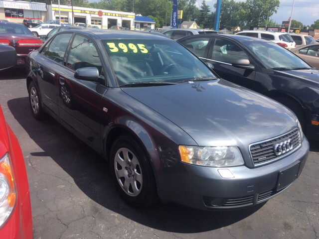 2003 Audi A4 car for sale in Detroit