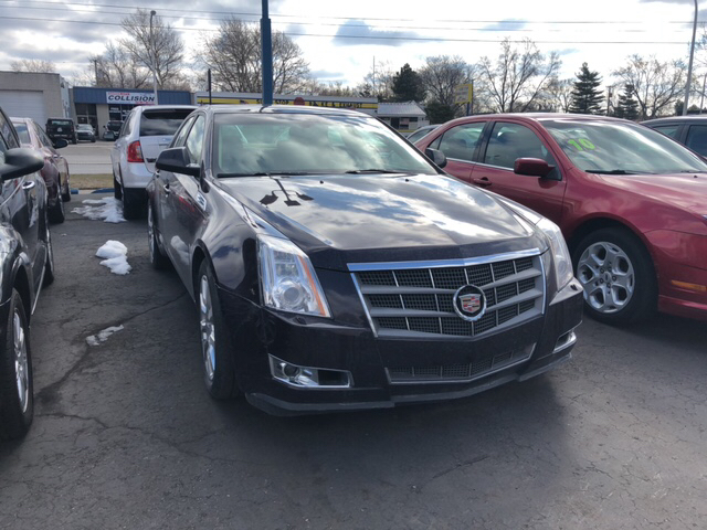 2009 Cadillac Cts car for sale in Detroit