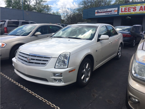 2006 Cadillac STS for sale in Garden City, MI