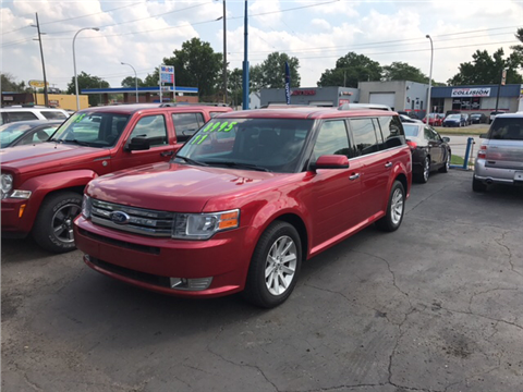 2011 Ford Flex for sale in Garden City, MI