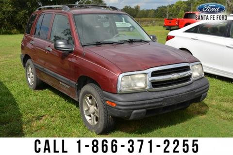 2003 Chevrolet Tracker for sale in Gainesville, FL