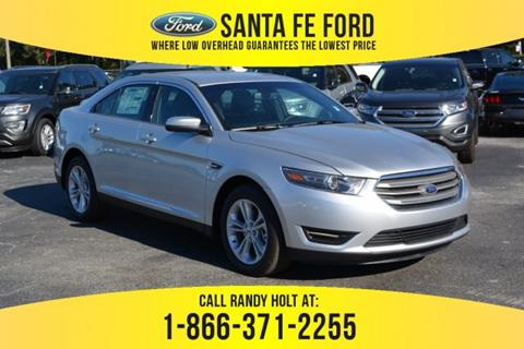 2017 Ford Taurus for sale in Gainesville, FL