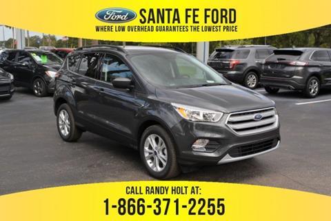 2018 Ford Escape for sale in Gainesville, FL