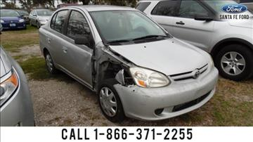 2003 Toyota ECHO for sale in Gainesville, FL