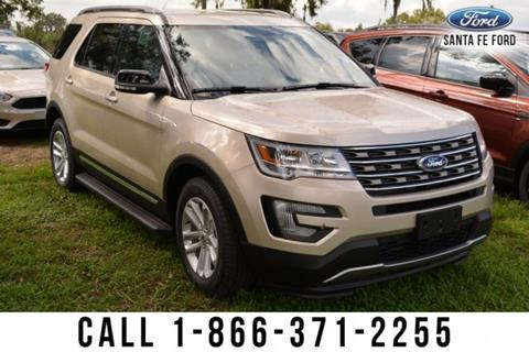 2017 Ford Explorer for sale in Gainesville, FL