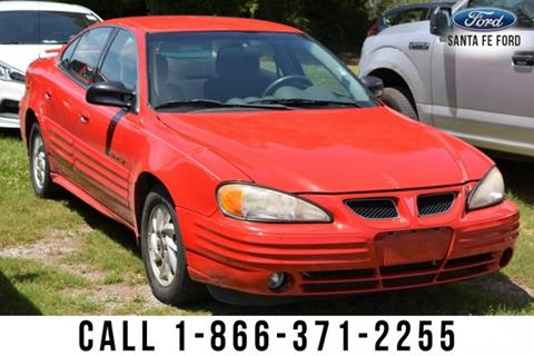 2001 Pontiac Grand Am for sale in Gainesville, FL