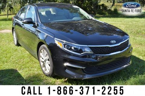 2016 Kia Optima for sale in Gainesville, FL