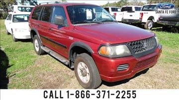 2002 Mitsubishi Montero Sport for sale in Gainesville, FL