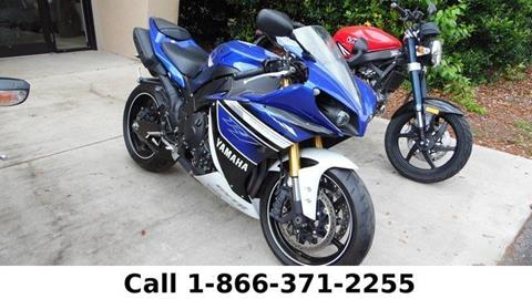 2013 Yamaha YZF-R1 for sale in Gainesville, FL