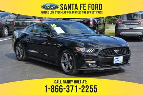 2016 Ford Mustang for sale in Gainesville, FL