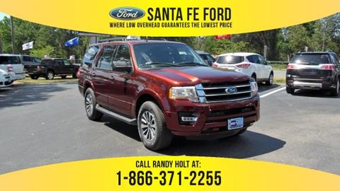 2017 Ford Expedition for sale in Gainesville, FL