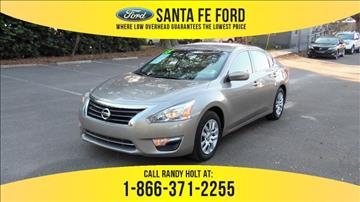 Nissan Altima For Sale Gainesville Fl