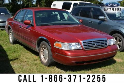 2001 Ford Crown Victoria for sale in Gainesville, FL