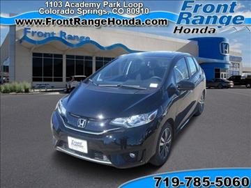 Honda fit for sale in colorado springs co for Front range honda colorado springs co