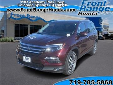 Used cars for sale cars for sale new cars for Front range honda colorado springs co