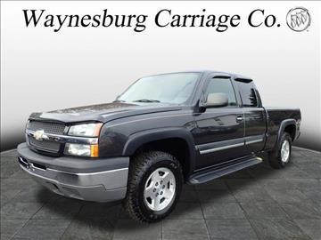2005 Chevrolet Silverado 1500 for sale in Waynesburg, OH
