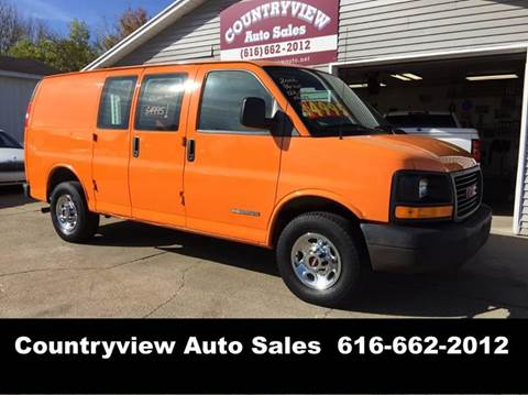2006 GMC Savana Cargo for sale in Hudsonville, MI