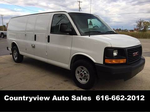 2012 GMC Savana Cargo for sale in Hudsonville MI