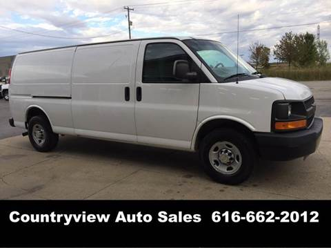 2010 Chevrolet Express Cargo for sale in Hudsonville, MI