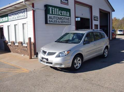 2003 Pontiac Vibe for sale in Byron Center MI