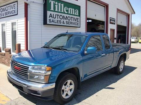 2011 GMC Canyon for sale in Byron Center, MI