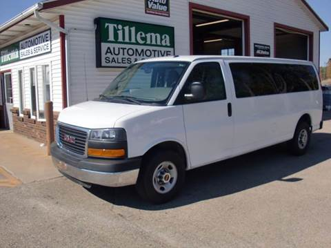 2014 GMC Savana Passenger for sale in Byron Center MI
