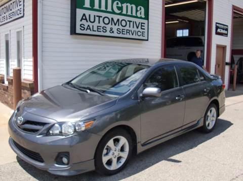 2012 Toyota Corolla for sale in Byron Center, MI