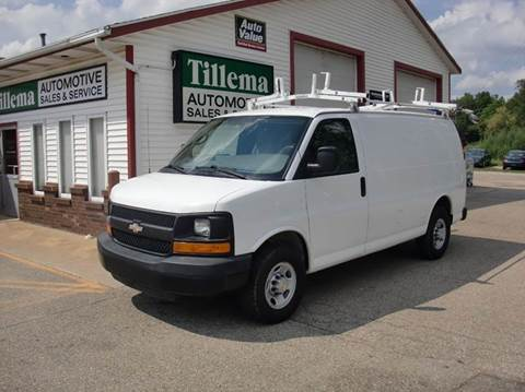 2009 Chevrolet Express Cargo for sale in Byron Center, MI
