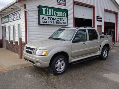 2004 Ford Explorer Sport Trac for sale in Byron Center MI