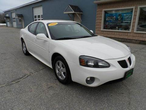 2008 Pontiac Grand Prix for sale in Lisbon, ME