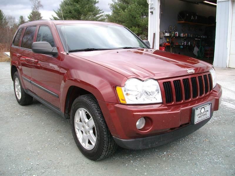 2007 jeep grand cherokee laredo 4dr suv 4wd in castleton vt castleton motors. Black Bedroom Furniture Sets. Home Design Ideas