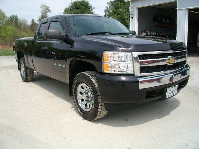 2008 chevrolet silverado 1500 lt1 4wd 4dr extended cab 6 5 ft sb castleton vt. Black Bedroom Furniture Sets. Home Design Ideas