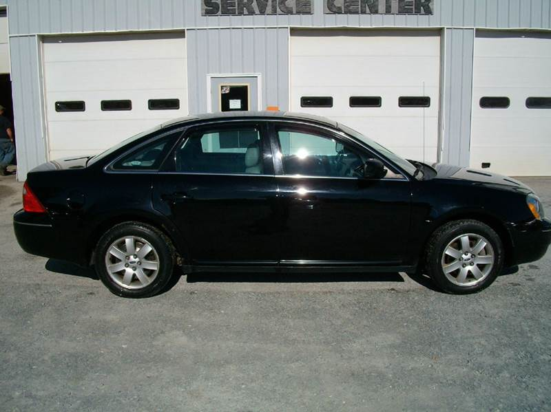 2006 ford five hundred awd sel 4dr sedan in castleton vt castleton motors. Black Bedroom Furniture Sets. Home Design Ideas