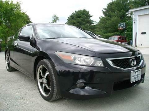 2008 Honda Accord for sale in Castleton, VT