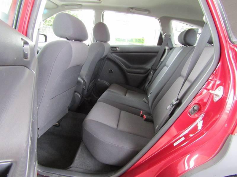 2003 Pontiac Vibe AWD 4dr Wagon - Portland OR