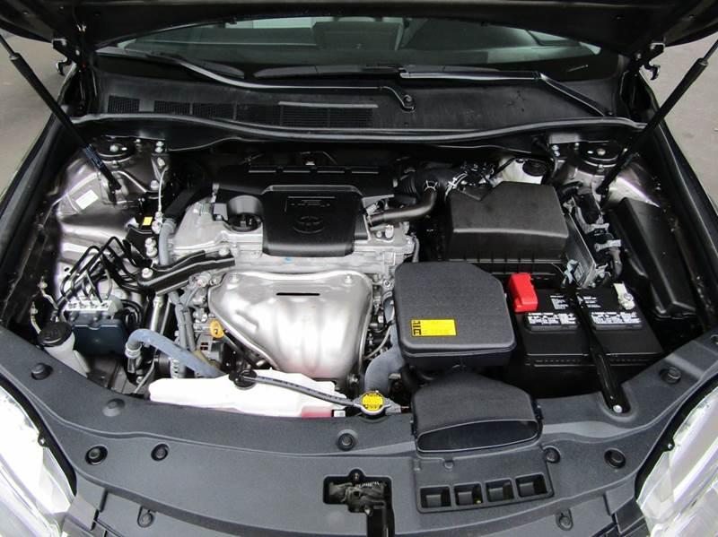 2015 Toyota Camry LE 4dr Sedan - Portland OR