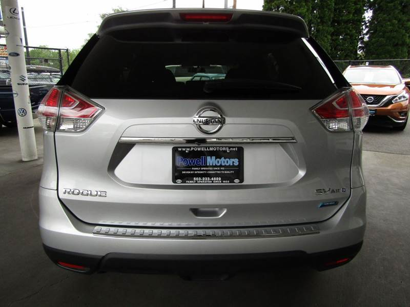 2014 Nissan Rogue AWD SV 4dr Crossover - Portland OR