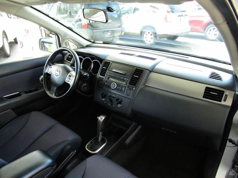 2007 Nissan Versa 1.8 SL 4dr Sedan (1.8L I4) - Portland OR