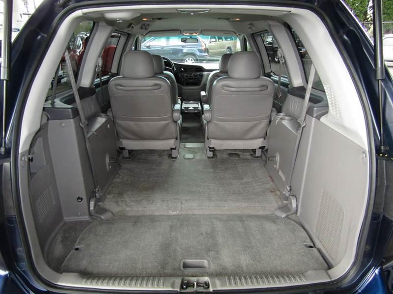 2004 Honda Odyssey 4dr EX-L Mini-Van w/Leather - Portland OR