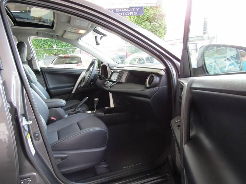 2015 Toyota RAV4 AWD Limited 4dr SUV - Portland OR