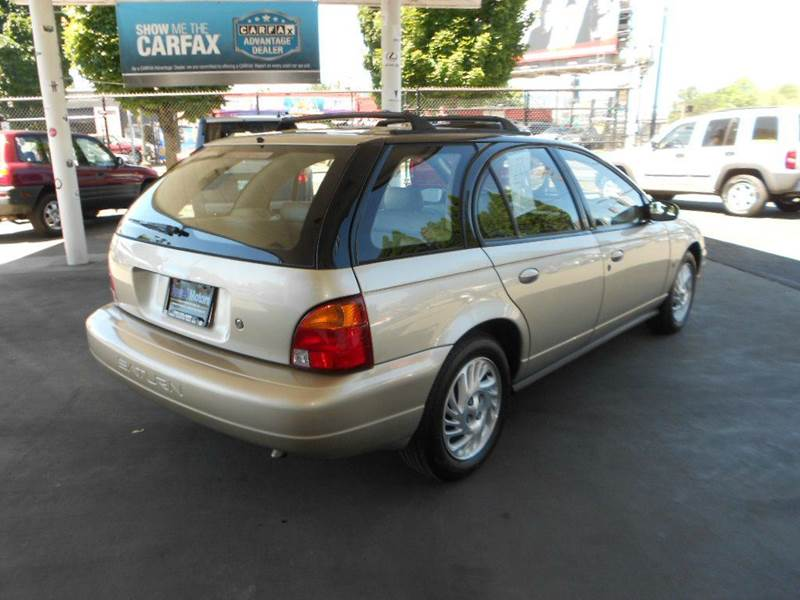 1998 Saturn S-Series SW2 4dr Wagon - Portland OR