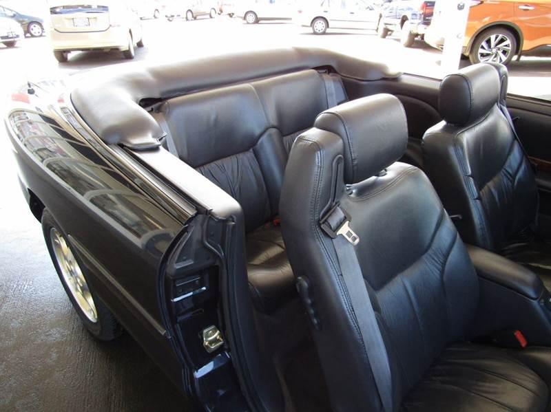 1999 Chrysler Sebring JXi 2dr Convertible - Portland OR