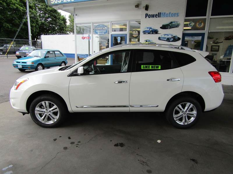 2013 Nissan Rogue AWD SV 4dr Crossover - Portland OR