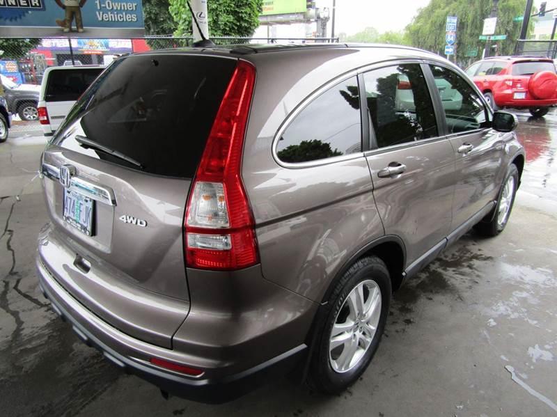 2011 Honda CR-V AWD EX-L 4dr SUV - Portland OR