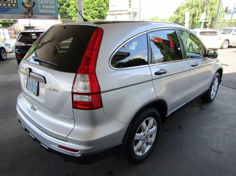 2011 Honda CR-V AWD SE 4dr SUV - Portland OR